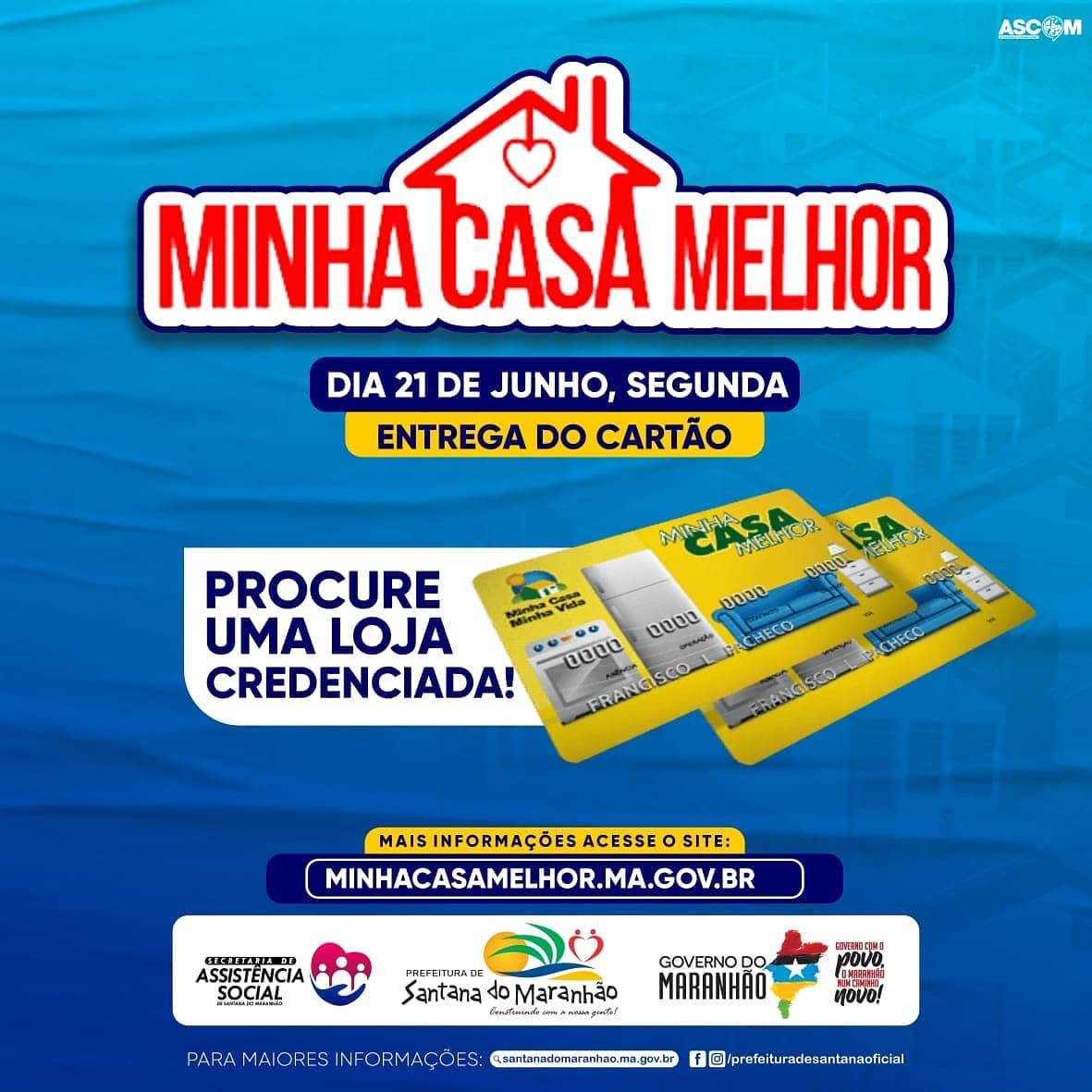MINHA CASA MELHOR
