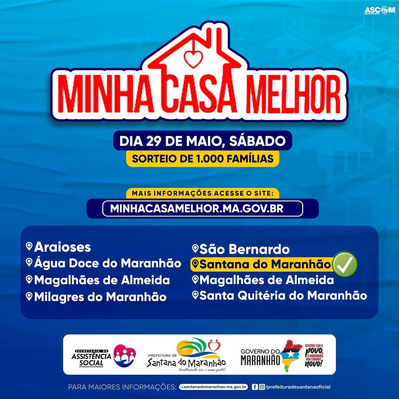 PROGRAMA MINHA CASA MELHOR